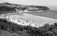 Benllech Bay, The Beach c.1955