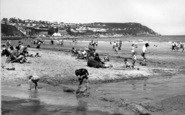 Benllech Bay, The Beach c.1960