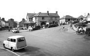 Benllech Bay, The Crossroads c.1960