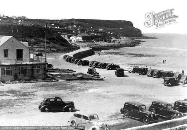 Benllech Bay, The Promenade c.1935