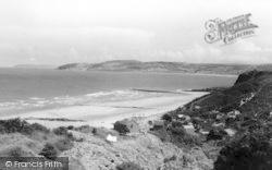 Benllech Bay, The Second Bay c.1935