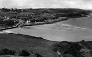 Benllech Bay, View From South c.1935
