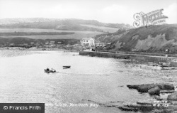 Benllech Bay, View From West c.1950