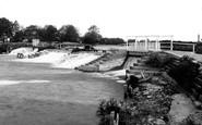 Benson, Bensington Weir 1893