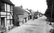 Benson, Brook Street c1955
