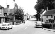 Benson, Brook Street c.1965