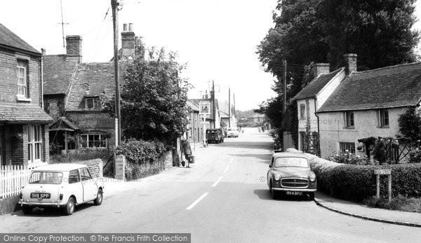 Benson, Brook Street c1965