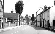 Benson, High Street c1965