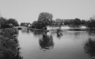 Benson, Lock And Weir c.1960