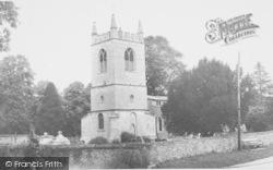 Benson, St Helen's Church c.1965