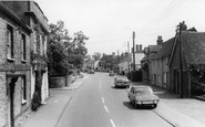 Benson, The High Street c.1965