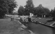 Benson, The Lock c.1955