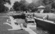 Benson, The Lock c.1965