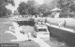 Benson, The Lock c.1965