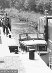 Benson, The Lock-Keeper c.1965