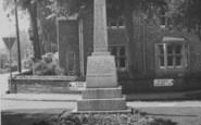 Benson, The Memorial c.1965