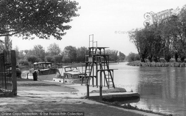 Benson, The River Thames c.1955