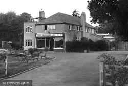 Benson, The Riverside Café c.1955