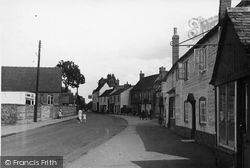 Benson, The Village c.1955