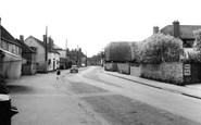 Benson, the Village c1960