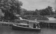 Benson, The Weir c.1955