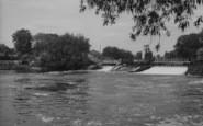 Benson, The Weir c.1960