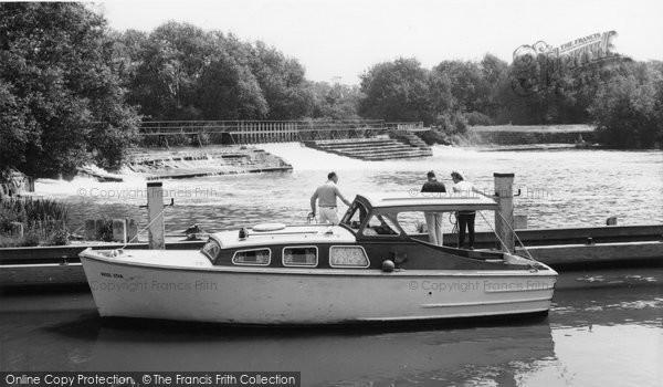 Benson, The Weir c.1965