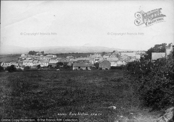 Bere Alston, The Village 1898