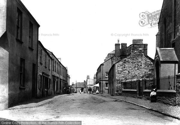 Bere Alston, Village 1898