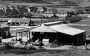 Bere Regis, A Farm c.1960