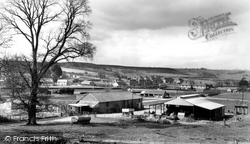 Bere Regis, General View c.1960