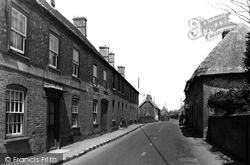 Bere Regis, North Street c.1950