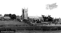 St John The Baptist c.1950, Bere Regis
