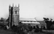 Bere Regis, St John The Baptist's Church c.1950