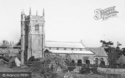 Bere Regis, St John The Baptist's Church c.1950