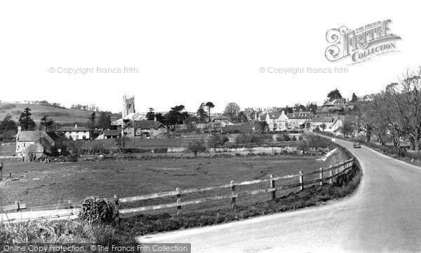 Bere Regis, The Village c.1955