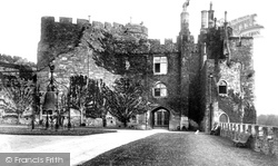 Berkeley, Castle 1904