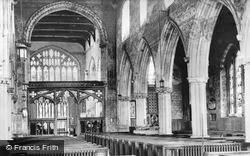 Berkeley, Church Nave c.1950