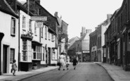 Berkeley, High Street c.1955