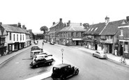 Berkeley, Market Place 1959