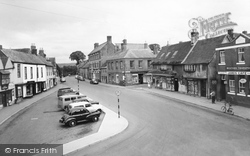 Berkeley, Market Place c.1960