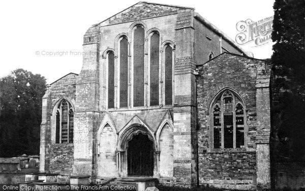 Berkeley, St Mary's Church c.1955