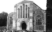 Berkeley, St Mary's Church c.1955