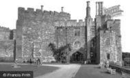 Berkeley, the Castle c1955