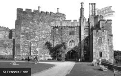 Berkeley, The Castle c.1955