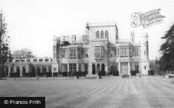 Berkhamsted, Ashridge College c.1965