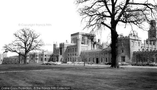 Photo of Berkhamsted, Ashridge College c1965