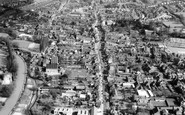Berkhamsted, From The Air 1959