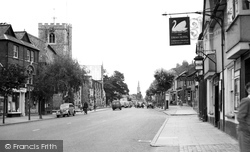 Berkhamsted, High Street c.1948