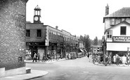 Berkhamsted, Lower Kings Road c.1950